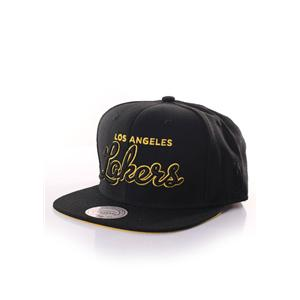 Mitchell & Ness Los Angeles Lakers (black/yellow)