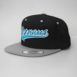 Czapka Nervous Base Black/Grey