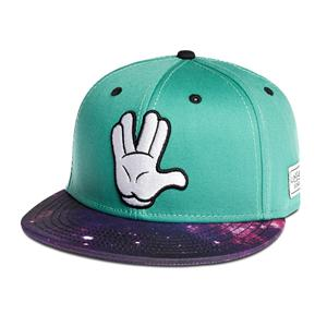 Cayler & Sons Stay Fly Cap (aqua/galaxy/white)